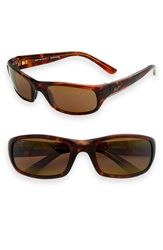 Maui Jim 'Stingray Polarizedplus 2' 56Mm Sunglasses Tortoise