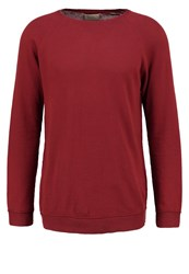 Nudie Jeans Jumper Falun Red