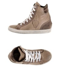 Gleda High Tops And Trainers Khaki