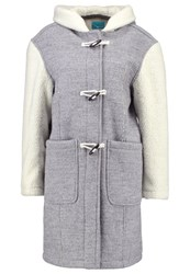 Twintip Classic Coat Grey Offwhite Mottled Grey