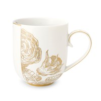 Pip Studio Royal White Floral Mug