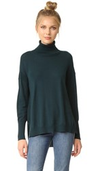 525 America Swing Turtleneck Tunic Pine