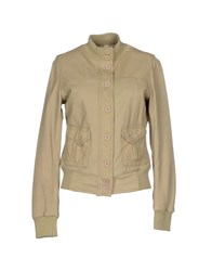 Le Sentier Coats And Jackets Jackets Women Khaki