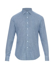 Glanshirt Kent Brushed Cotton Shirt