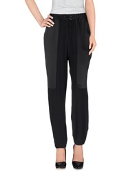 Dkny Pure Trousers Casual Trousers Women Black