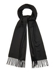 Colombo Tasselled Cashmere Scarf