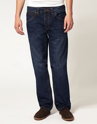 Ben Sherman True Icon Straight Leg Jean Mineral Mist Blue