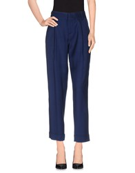 Alice Olivia Alice Olivia Trousers Casual Trousers Women Blue
