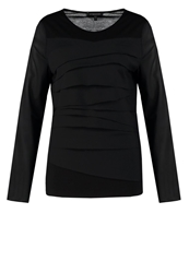 Strenesse Long Sleeved Top Black