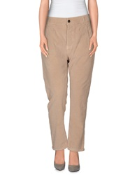 Jucca Casual Pants Brick Red