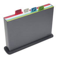 Joseph Joseph Index Chopping Board Graphite Large