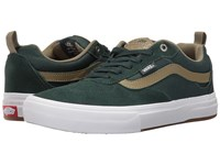 Vans Kyle Walker Pro Green Gables White Men's Skate Shoes