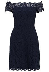 Whistles Summer Dress Navy Dark Blue