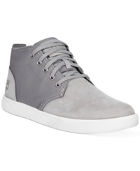 Timberland Earthkeepers Groveton Mid Top Sneakers Men's Shoes Grey