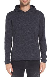 John Varvatos Men's Star Usa Flecked Hoodie