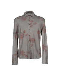 Bellwood Shirts Shirts Men Grey