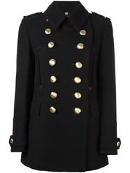 Burberry Military Jacket Black