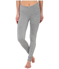 Hurley Dri Fit Leggings Heather Cool Grey Women's Casual Pants Gray
