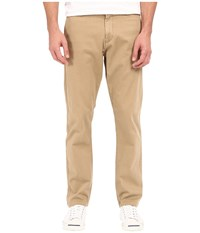 Dockers Pacific Washed Khaki Athletic New British Khaki Men's Casual Pants