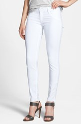 Women's Hudson Jeans Skinny Stretch Jeans New White