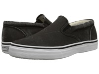 Sperry Striper Slip On Black Men's Slip On Shoes
