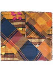 Pierre Louis Mascia 'Fancy' Scarf Multicolour