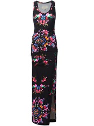 Nicole Miller Floral Print Dress Multicolour