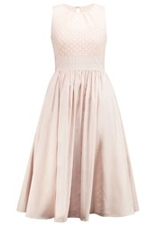 Mintandberry Summer Dress Soft Pink Nude