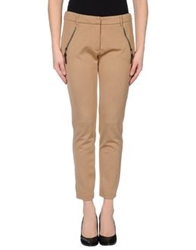 Gold Case Casual Pants Sand