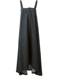 Societe Anonyme Loose Fit Dungarees Dress Grey