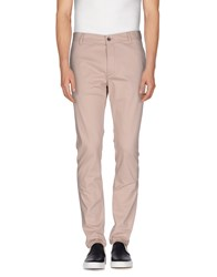 Galliano Trousers Casual Trousers Men Pastel Pink