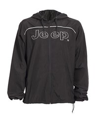 Jeep Athletic Lightweight Jacket Black