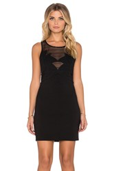 Whitney Eve Kite Beach Dress Black