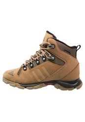 Adidas Performance Snowtrail Cp Winter Boots Dark Sand Chalk White Light Brown