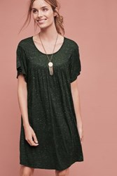 Anthropologie Lauzet T Shirt Dress Moss