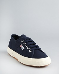 Superga Classic Canvas Sneakers Navy