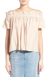 Women's Lucca Couture Off The Shoulder Blouse