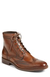 Johnston And Murphy Men's 'Meritt' Wingtip Boot