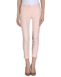 Heavy Project Casual Pants Pink