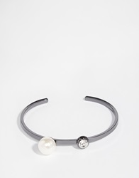 Coast Faux Pearl Bangle