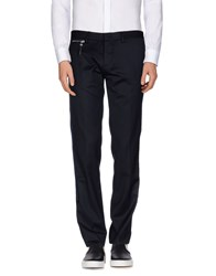 Frankie Morello Trousers Casual Trousers Men Black