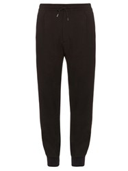 Mcq By Alexander Mcqueen Textured Jersey Track Pants