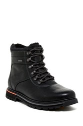 Rockport Trailbreaker Alpine Faux Fur Lined Waterproof Boot Black