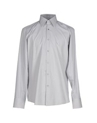 Boss Black Shirts Shirts Men Light Grey