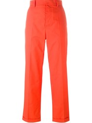 Sofie D'hoore 'Peyton' Trousers Yellow And Orange