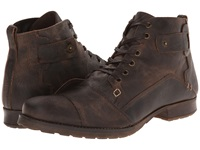 Dune Simon Dark Brown Men's Lace Up Boots