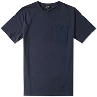 A.P.C. Murray Tee Blue