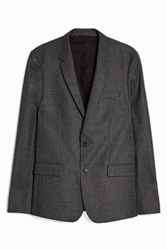 Paul And Joe Chevron Blazer Grey