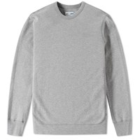 Asics X Reigning Champ Crew Sweat Grey