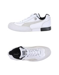 Puma By Miharayasuhiro Footwear Low Tops And Trainers Men White
